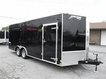 2015 Homesteader Inc. 824PT Enclosed Cargo Trailer