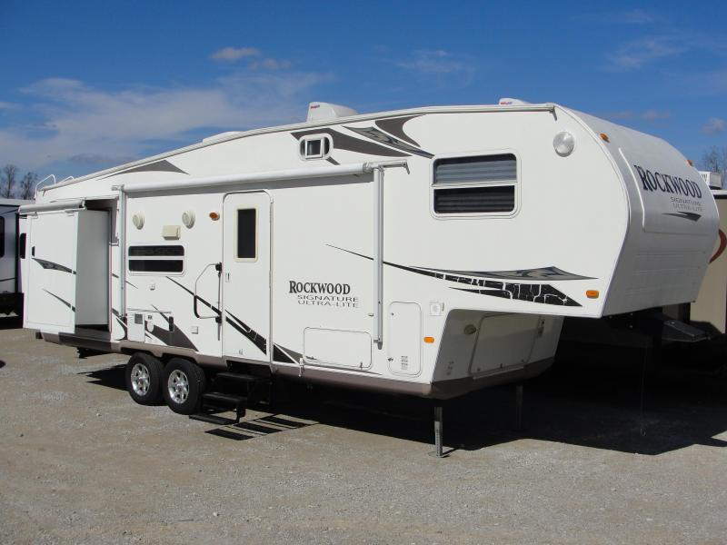 2008 Forest River 8288SS Rockwood Travel Trailer