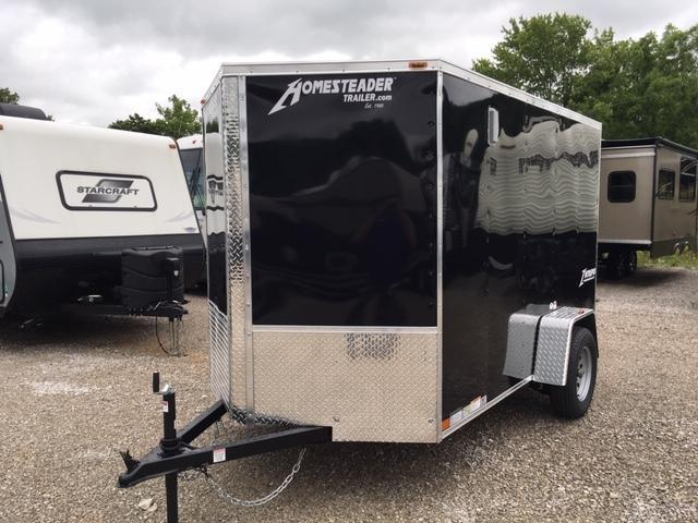 2020 Homesteader Inc. 610IS Enclosed Cargo Trailer