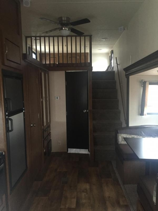 2016 Wildwood 30LOFTK Travel Trailer
