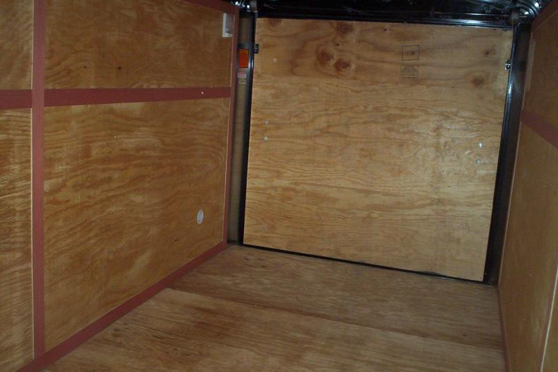 2017 Homesteader 716CT Enclosed Cargo Trailer