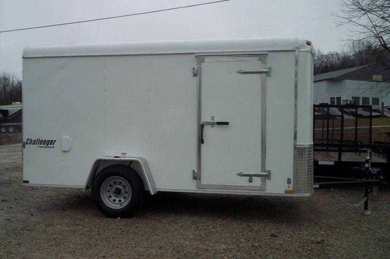 2018 Homesteader Inc. 712CS Utility Trailer
