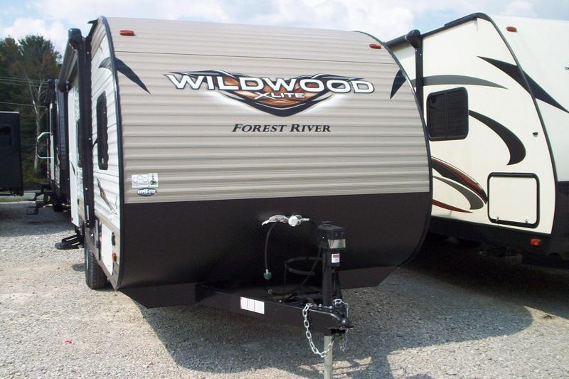 2018 Wildwood 180RT Travel Trailer