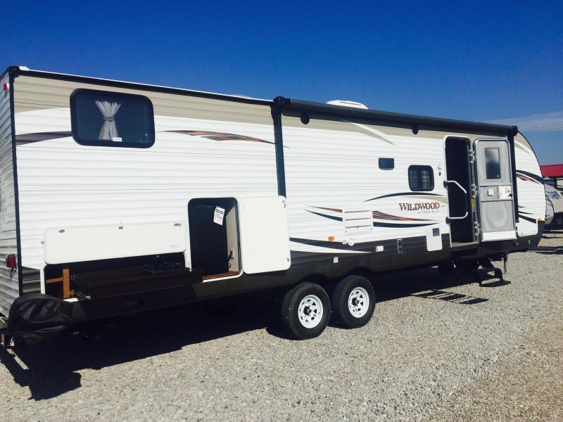 2017 Wildwood 28CKDS Camping / RV Trailer