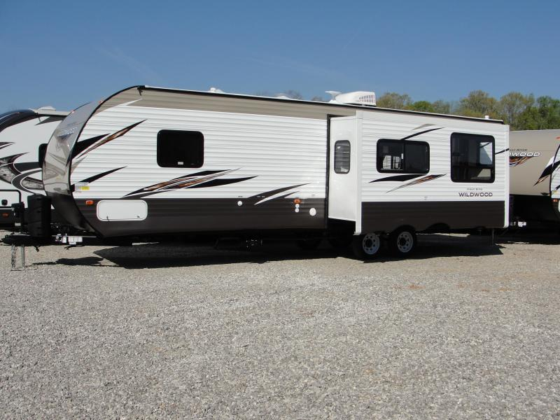 2019 Wildwood 27RKSS Travel Trailer