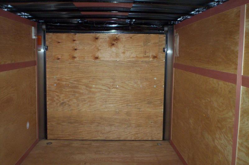 2017 Homesteader 714PT Enclosed Cargo Trailer