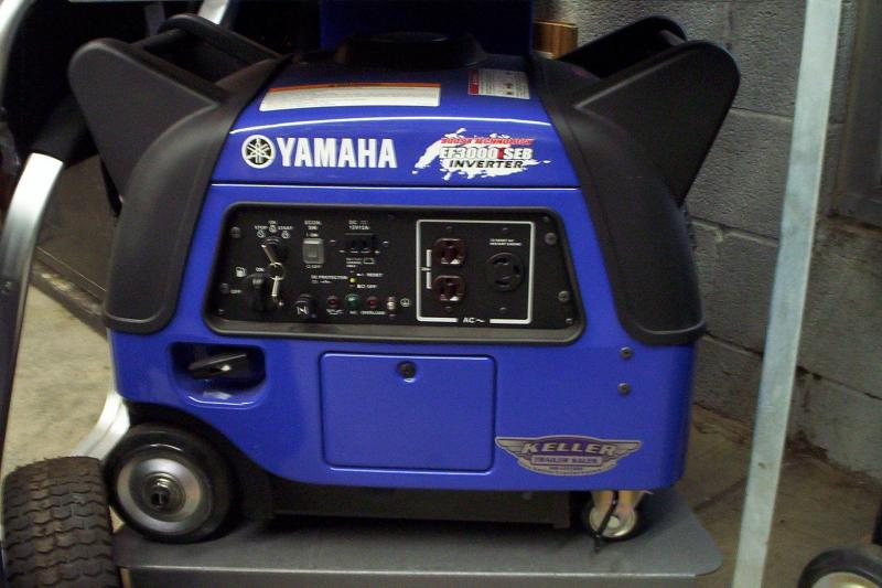 Inverter Generator 3000 watt+500W BOOST