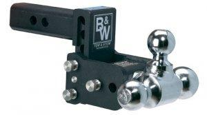 Tow and Stow Class IV Ball Mount