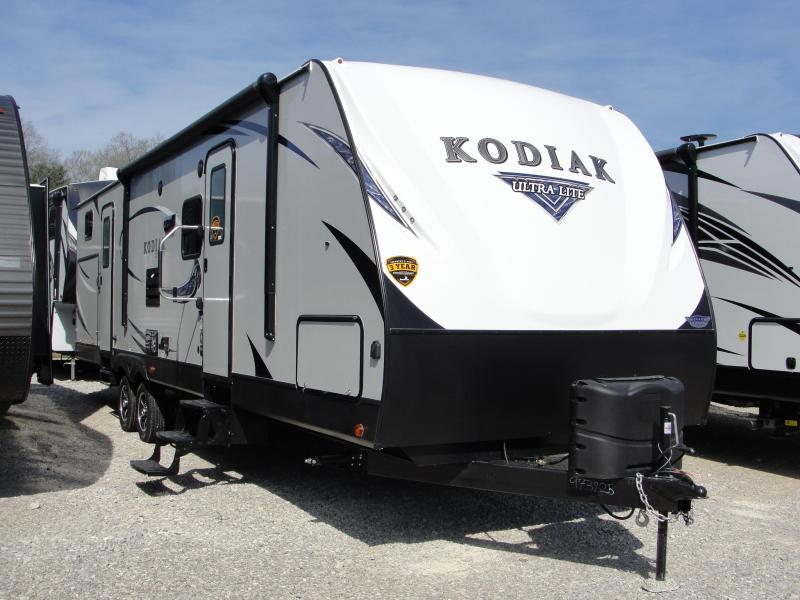 2018 Kodiak 299BHSL Travel Trailer