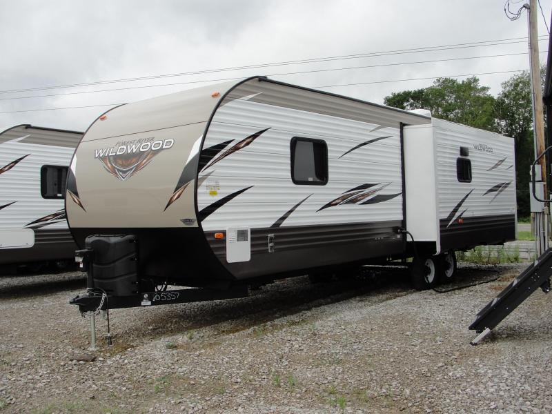 2019 Wildwood 27REI Travel Trailer