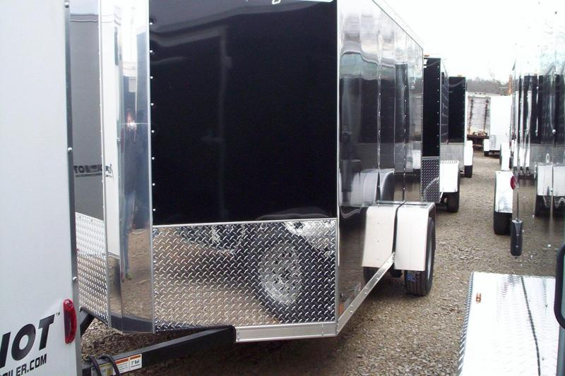 2018 Cross Trailers 612SA Enclosed Cargo Trailer