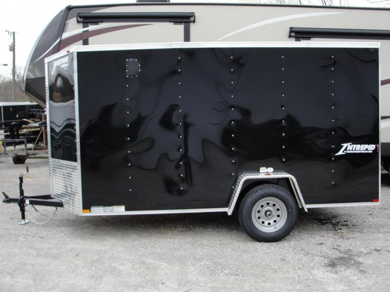 2018 Homesteader Inc. 612IS Enclosed Cargo Trailer