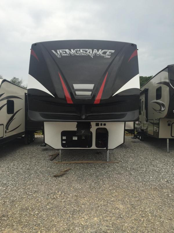 2017 Forest River Inc. Vengeance 311A13 Camping / RV Trailer