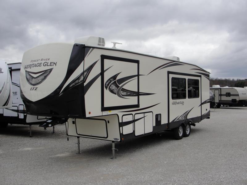 2019 Heritage Glen 295BH Travel Trailer