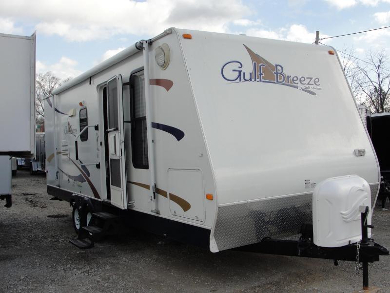 2008 Gulfstream 26QBSS Travel Trailer