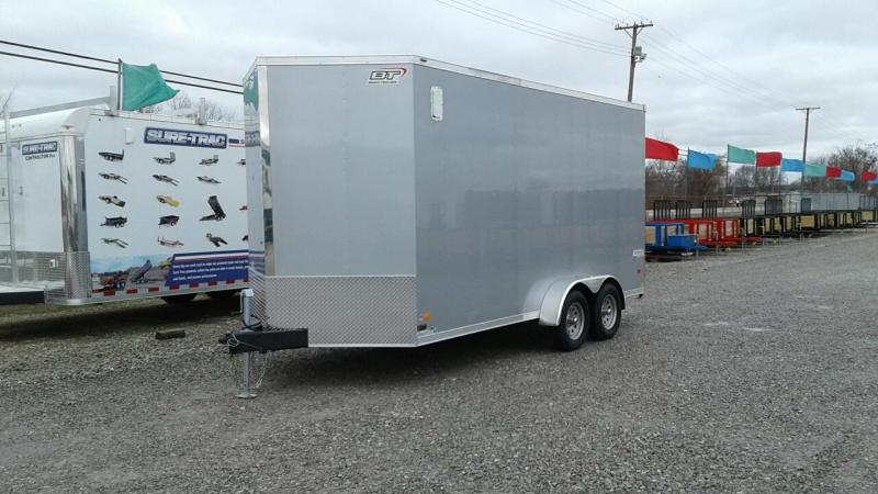 2018 Bravo Trailers 7x16 Star Enclosed Cargo Trailer