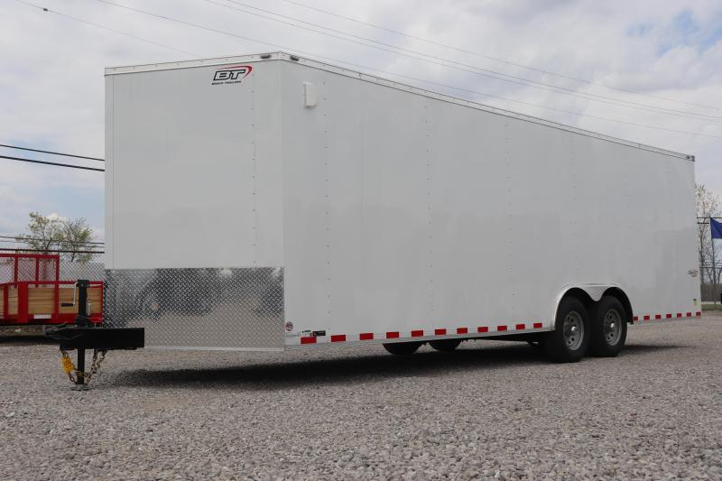2019 Bravo Trailers 8.5x24 10K Scout Enclosed Cargo Trailer
