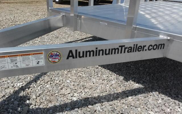 2017 ATC 5 X 10 Aluminum Utility