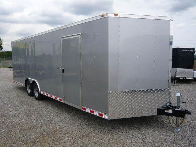 2017 Bravo Star 8.5 x 24 10K Car Hauler
