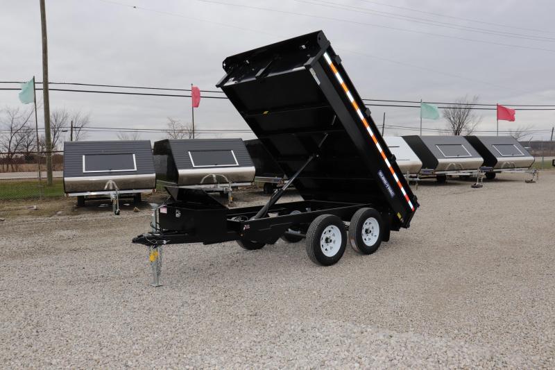 "2019 Sure-Trac 72""x10 7K Single Ram Dump Trailer"