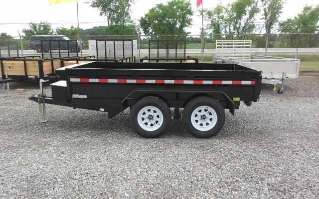 2017 Sure-Trac 5 x 10 7K Low Profile Dump