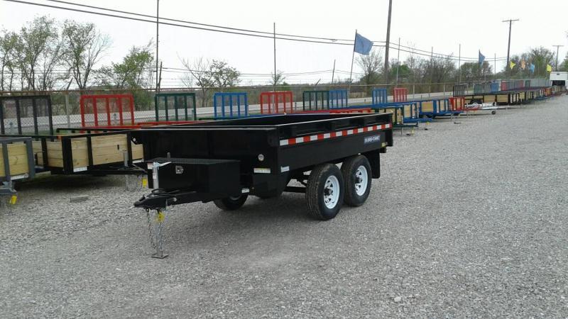 2017 Sure-Trac 6x10 10k Deckover Dump