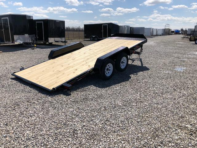 2018 Sure-Trac 18' 7K Tilt Bed Car Hauler