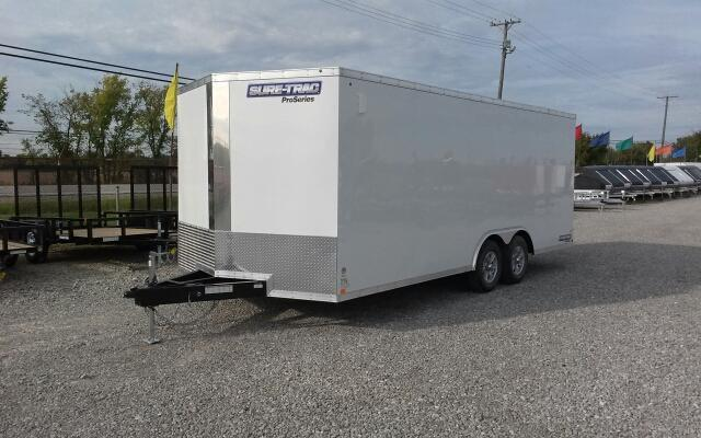 2018 Sure-Trac 8.5x20 10k Wedge Car Hauler