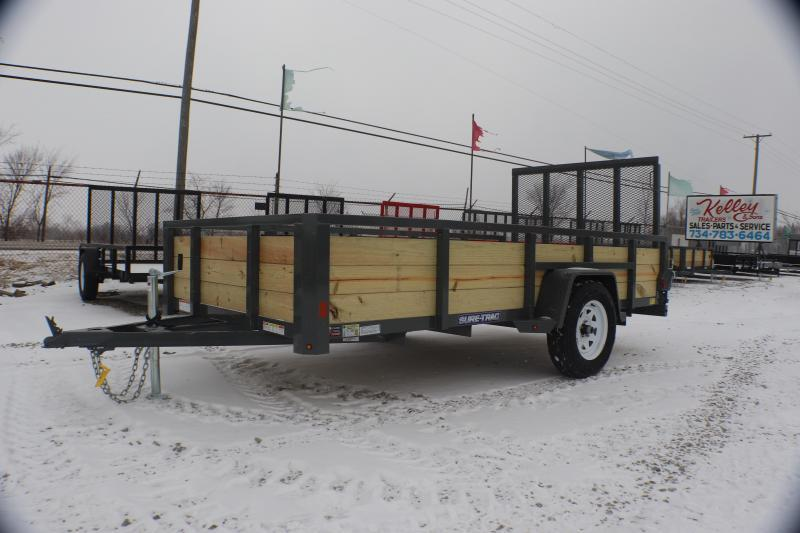 2019 Sure-Trac 6x12 3-Board Utility Trailer