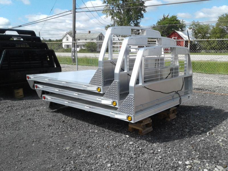 2018 Hillsboro Industries Series 2000 Aluminum Single Wheel Long Bed