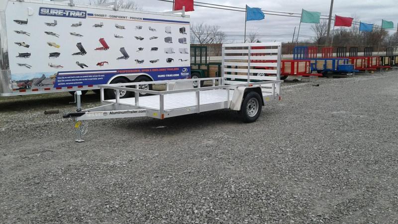 2018 Aluminum Trailer Company 6x12 Utility Trailer