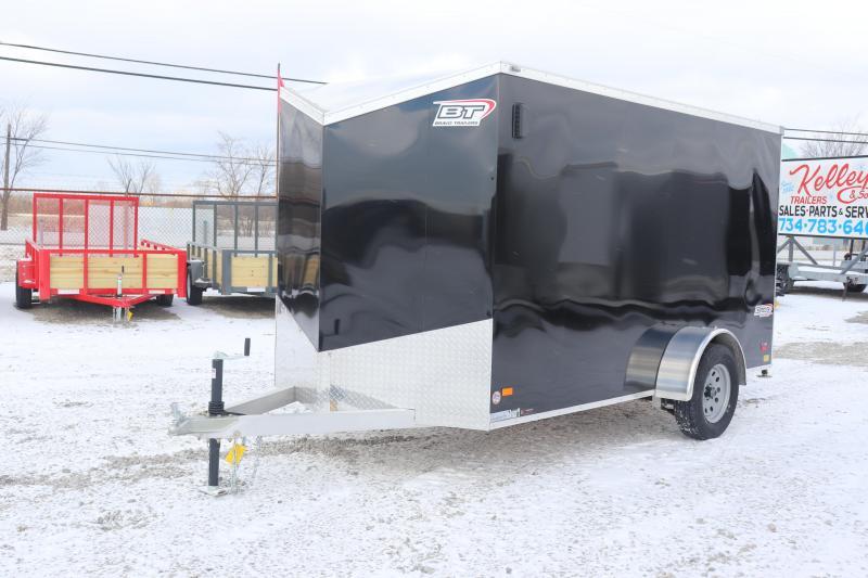 2020 Bravo Trailers 6x12 Aluminum Star Enclosed Cargo Trailer