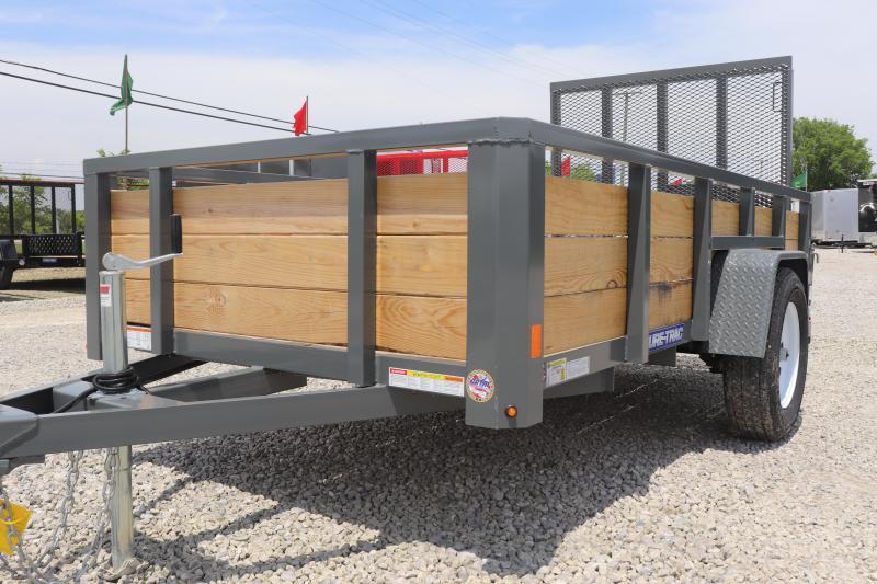2019 Sure-Trac 5x10 3-Board Utility Trailer