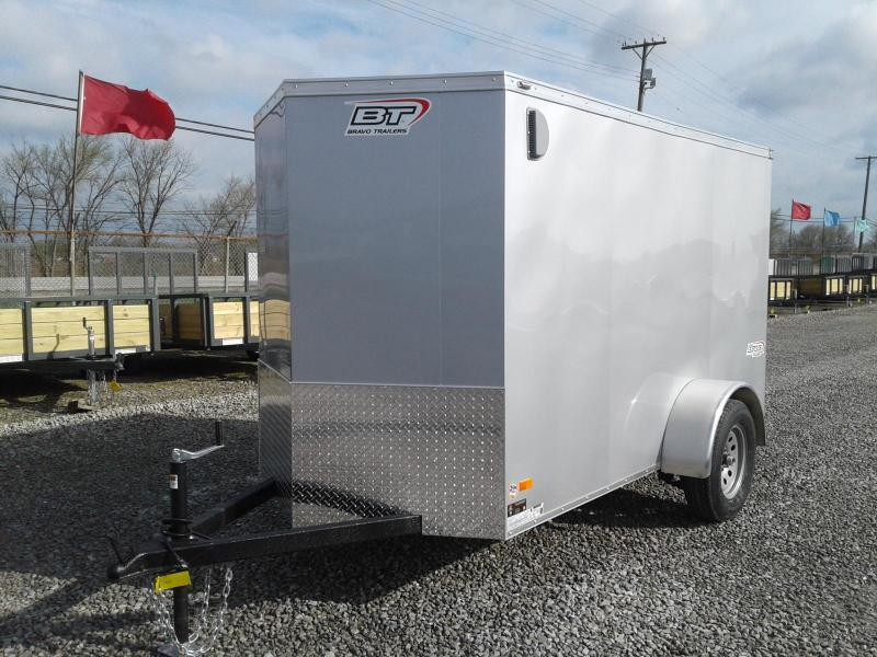 2019 Bravo Trailers 5 x 10 Bravo Scout Enclosed Cargo Trailer