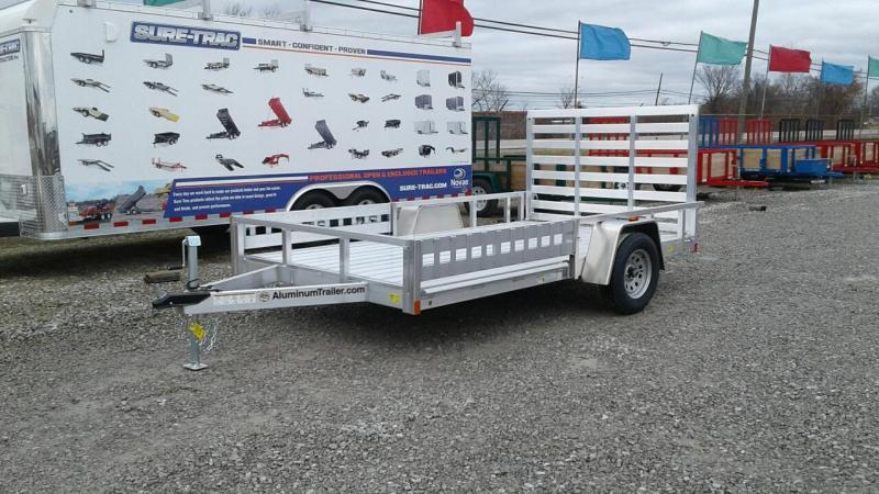 2018 Aluminum Trailer Company 7x12 ATV Utility Trailer