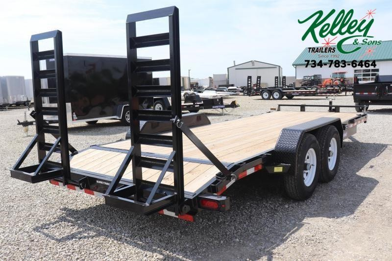2020 Sure-Trac 7x20 14K Implement Trailer
