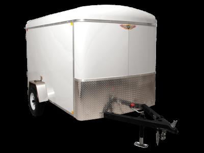 2019 H and H Trailer H7214SRT-035 Enclosed Cargo Trailer