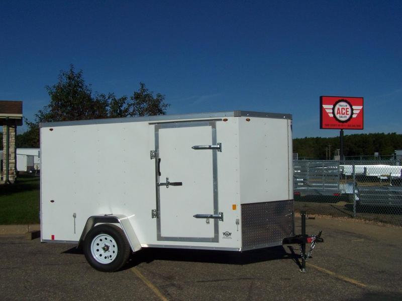 2020 Interstate SFC510SA Enclosed Cargo Trailer