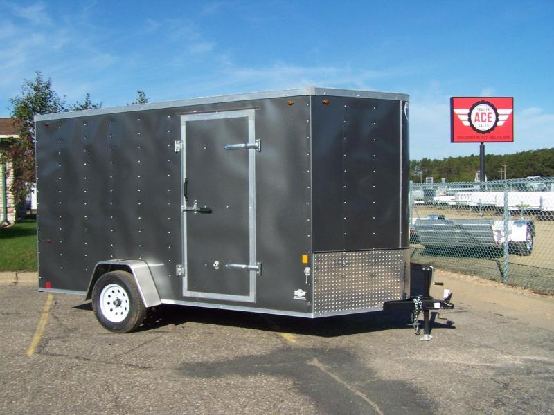 2020 Interstate SFC610SA Enclosed Cargo Trailer