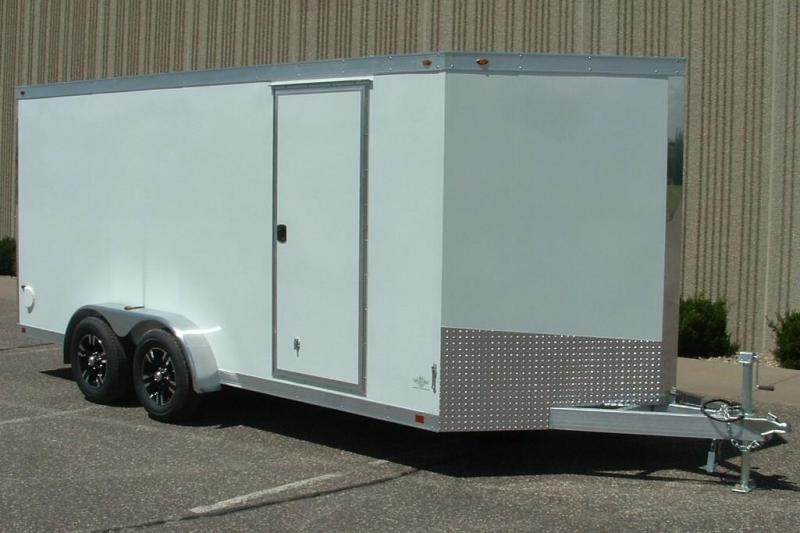 2020 Interstate AFC816TA2 Enclosed Cargo Trailer