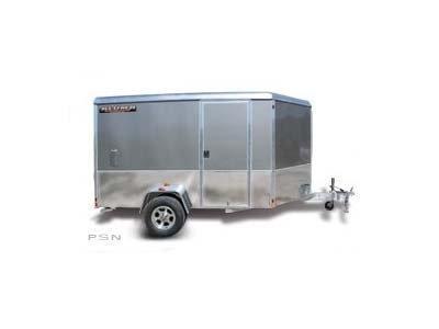 "2020 Aluma AE612M +6"" Sport Enclosed Cargo Trailer"