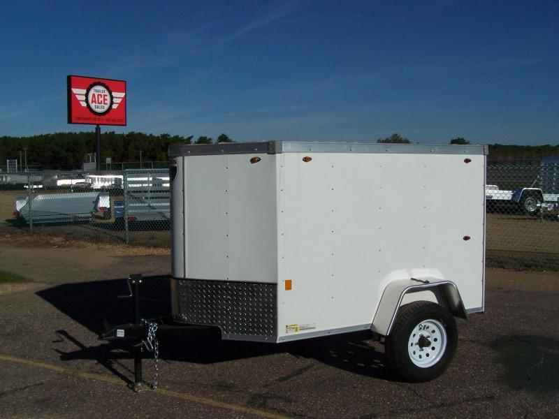2019 Interstate SFC46SA Enclosed Cargo Trailer