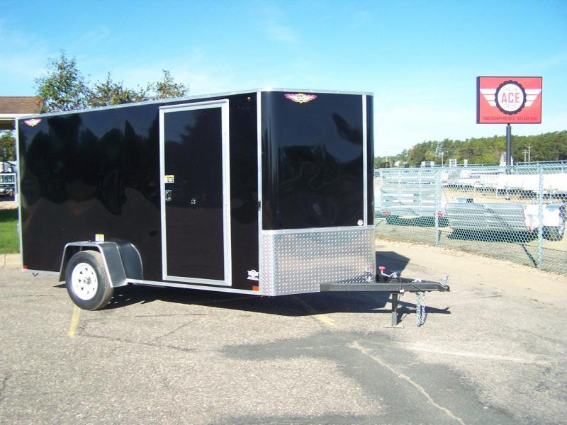 2020 H and H Trailer H7212SFTV-03 Enclosed Cargo Trailer