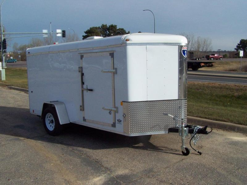 2020 Interstate IWD 612 SA Enclosed Cargo Trailer