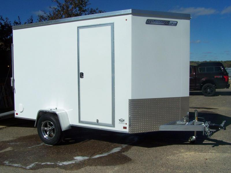 2020 Aluma ESW610R Enclosed Cargo Trailer