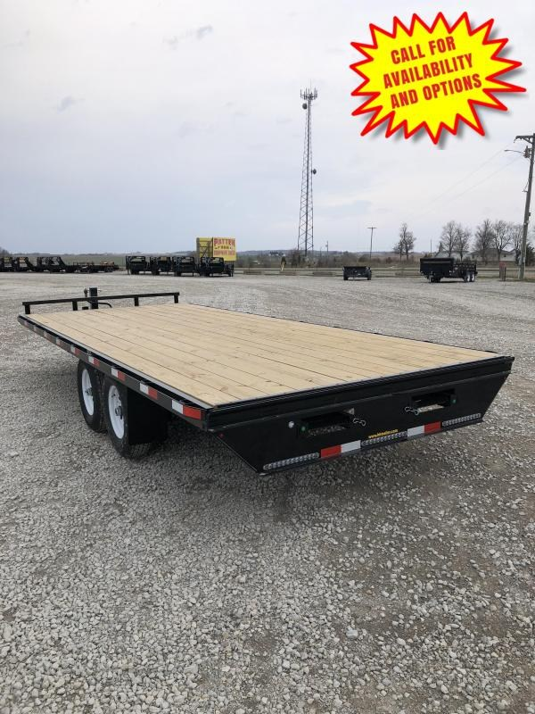 "New H&H 102""x24 Deck Over 14000#"