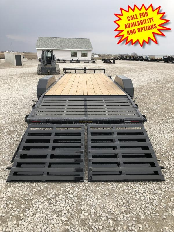 New H&H 22' W / Multi Purpose Ramps 14000#