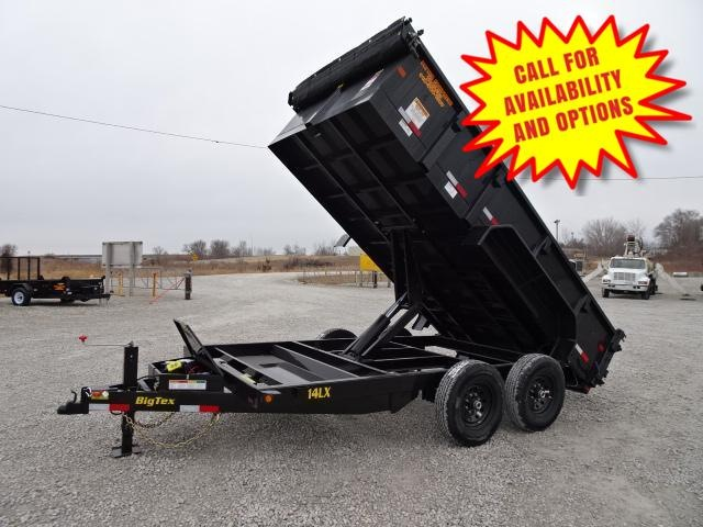 New Big Tex 14' Dump 14000#