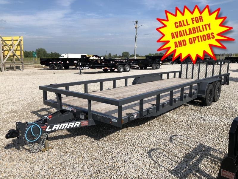 24' Ultimate UTV Trailer 7000#