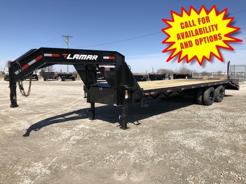 New Lamar 30' Gooseneck 24640#